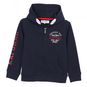 Azak Sweat Zip Garçon