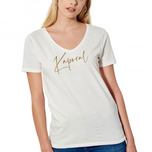 Azis T-Shirt Mc Femme