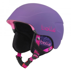 B-Lieve Casque Ski Fille