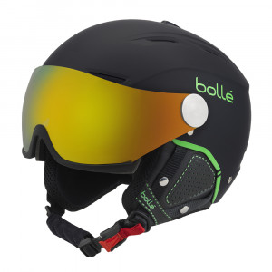 Backline Visor Premium Casque Ski Adulte