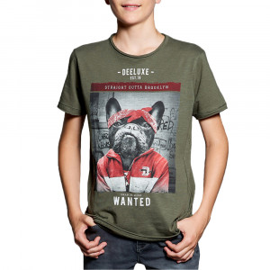 Bandido T-Shirt Mc Garçon