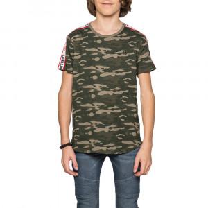 Bando T-Shirt Mc Garçon