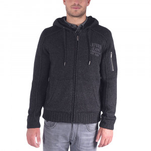 Barno Sweat Zip Homme