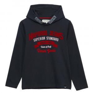 Barns T-Shirt Ml Cap Garçon