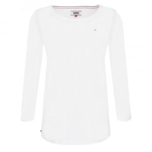 Basic Cn Knit T-Shirt Ml Femme