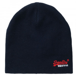Basic Embroidery Bonnet Homme