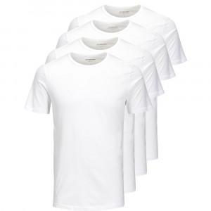 Basic Pack 4 T-Shirt Mc Homme