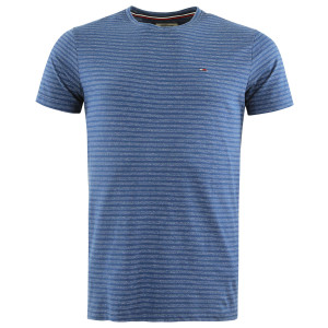 Basic Reg Stp Cn T-Shirt Mc Homme