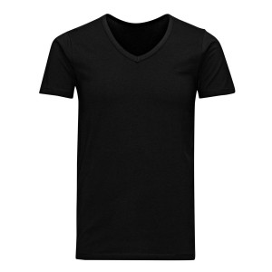 Basic V-Neck T-Shirt Mc Homme