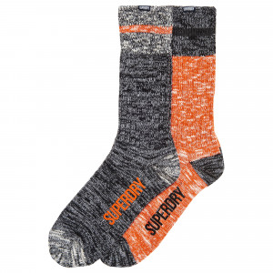Big Sdry Mntnr Sck Chaussettes Pack X2 Homme