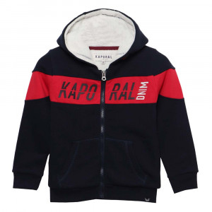 Bluff Sweat Zip Garçon