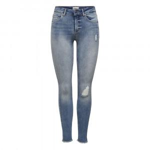 Blush Life Mid Jeans Femme