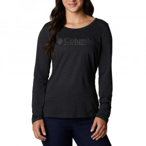 Blustery Peak Ls T-Shirt Ml Femme