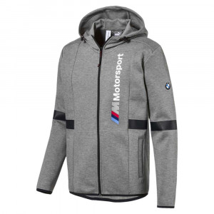 Bmw Hdd Sweat Zip Homme