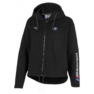 Bmw M Motorsport Sweat Zip Femme
