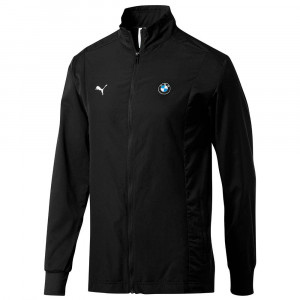 Bmw M Motorsport Woven Sweat Zip Homme