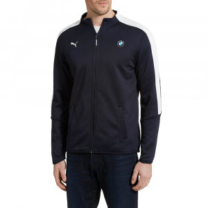 Bmw Ms T7 Sweat Zip Homme