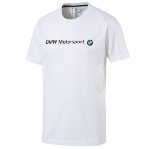 Bmw Msp Logo T-Shirt Mc Homme