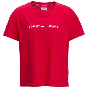 Boxy Clean T-Shirt Mc Femme