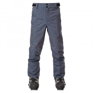 Boy Ski Denim Pantalon Ski Garçon