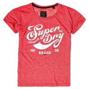 Brand A Slim Bf T-Shirt Mc Femme