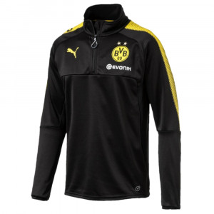 Bvb 1/4 Training Sweat 1/2 Zip Homme