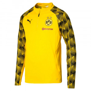 Bvb Stadium Sweat 1/2 Zip Homme