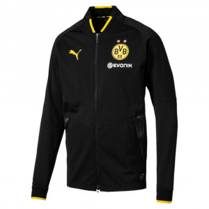 Bvb Stadium Sweat Zip Homme