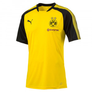 Bvb Training Maillot Mc Garcon