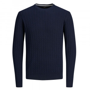 Cable Knit Pull Homme
