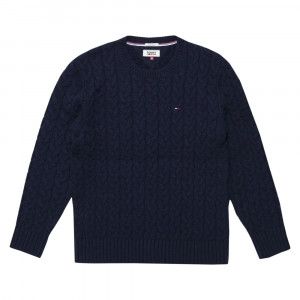 Cable Swater Pull Homme