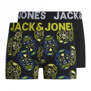 Calavera Pack 2 Boxers Homme