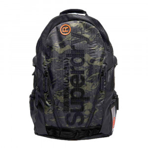 Camo Tarp Backpack Sac À Dos