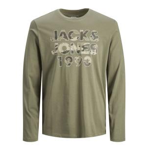 Camoman T-Shirt Ml Garçon