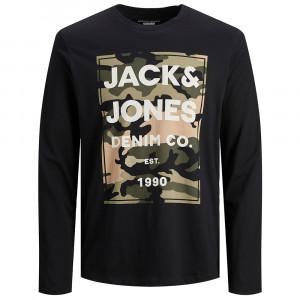 Camoman T-Shirt Ml Homme