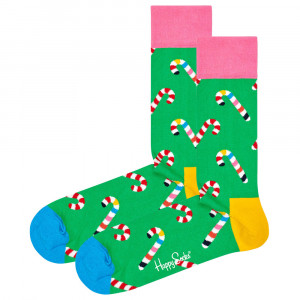 Candy Cane Chaussettes Adulte