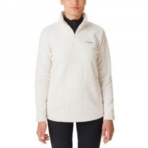 Canyon Point Sherpa Pull Polaire Femme