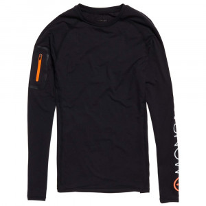 Carbon Baselayer Crew 1Ere Couche Homme