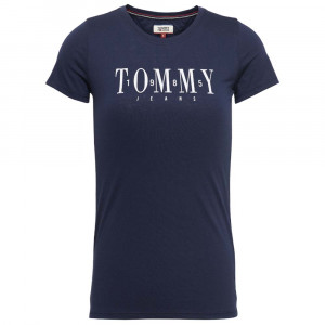 Casual Tommy T-Shirt Mc Femme