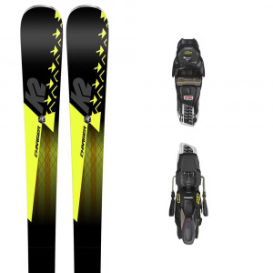Charger Ski + M3 11 Tcx Light Quikclik Fixation Homme