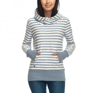 Chelsea Stripes Sweat Cap Femme