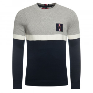 Chest Branded Colorb Pull Homme