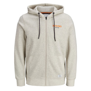 Chris Sweat Zip Homme