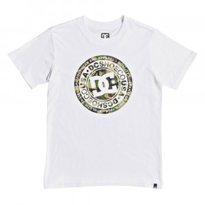 Circle Star T-Shirt Mc Garçon