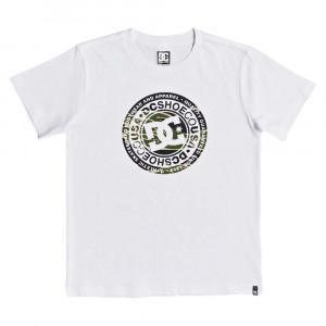 Circle Star T-Shirt Mc Garçon