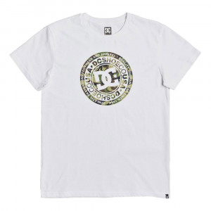 Circle Star T-Shirt Mc Homme