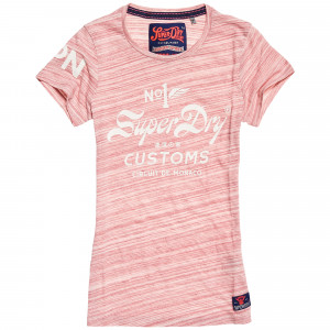 Circuit T Shirt Mc Femme