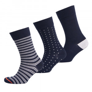 City Pack 3 Chaussettes Adulte