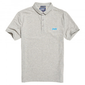 City Super Lite Pique Polo Mc Homme