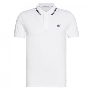 Ck Essential Tipping Polo Mc Homme
